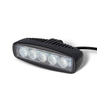 8 inch Oval 15W Heavy Duty High Powered LED Work Lights FLOOD BEAM