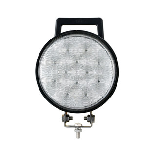 6.3 inch Round 12W Hi Powered LED Work Lights With Back Switch