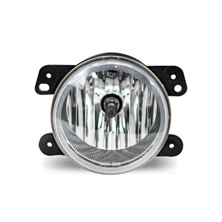 2007-2011 Jeep Wrangler Left/Right Replacement Fog Light - Clear