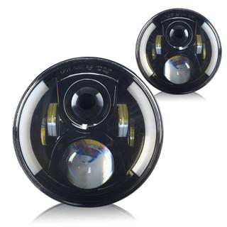 7 Inch Round 60 Watt Super Duty LED Work Light