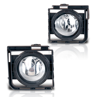 11-14 Scion xB Fog Lights - Clear - (Wiring Kit included)