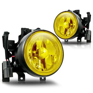 2003-2006 Honda Element Fog Lights - Wiring Kit Included - Yellow