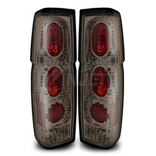 1986-1997 Nissan Hardbody Altezza Tail Light - Chrome/Smoke