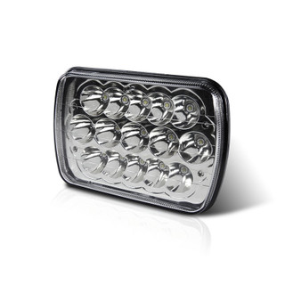 7 Inch Rectangular 45 Watt Super Duty LED Work Light