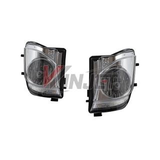 Winjet 2006-2009 Lexus IS 250/350 Replacement Fog Light Set - Clear