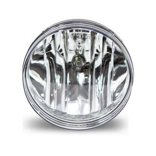 2007-2014 GMC Sierra Left Replacement Fog Light - (Clear)