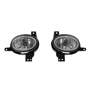 2017-2018 Honda CR-V Fog Light - Clear (Wiring Kit and Bezels Included)