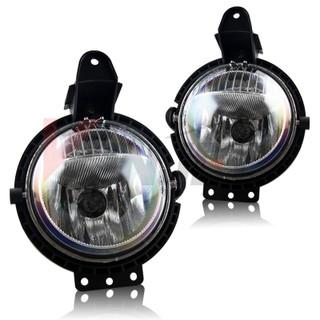 2007-2015 Mini Cooper Fog Lights - Clear
