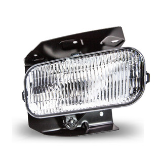 1999-2002 Ford Expedition Right Replacement Fog Light - Clear
