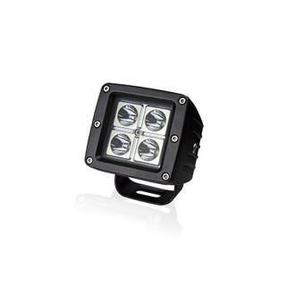 Square 16 Watt Super Duty LED Work Light - Spot Beam