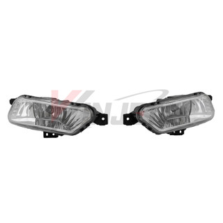 2017-2018 Ford Fusion Fog Light - Clear