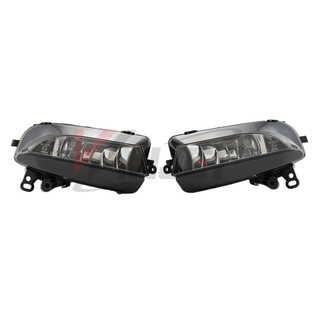 2012-2015 Audi A5 Coupe Convertible Fog Light - Clear
