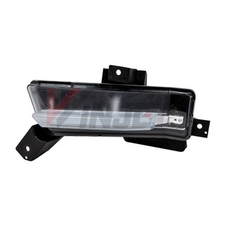Winjet 2016-2017 Chevy Camaro DRL / Fog Lights - Clear (Wiring Kit and Bezels Included)