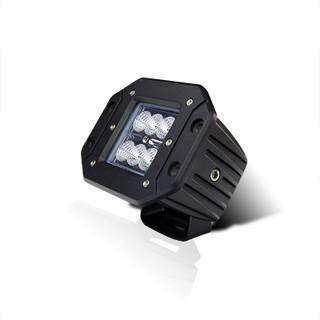 Rectangular 24 Watt Super Duty LED Work Light - Flood Beam