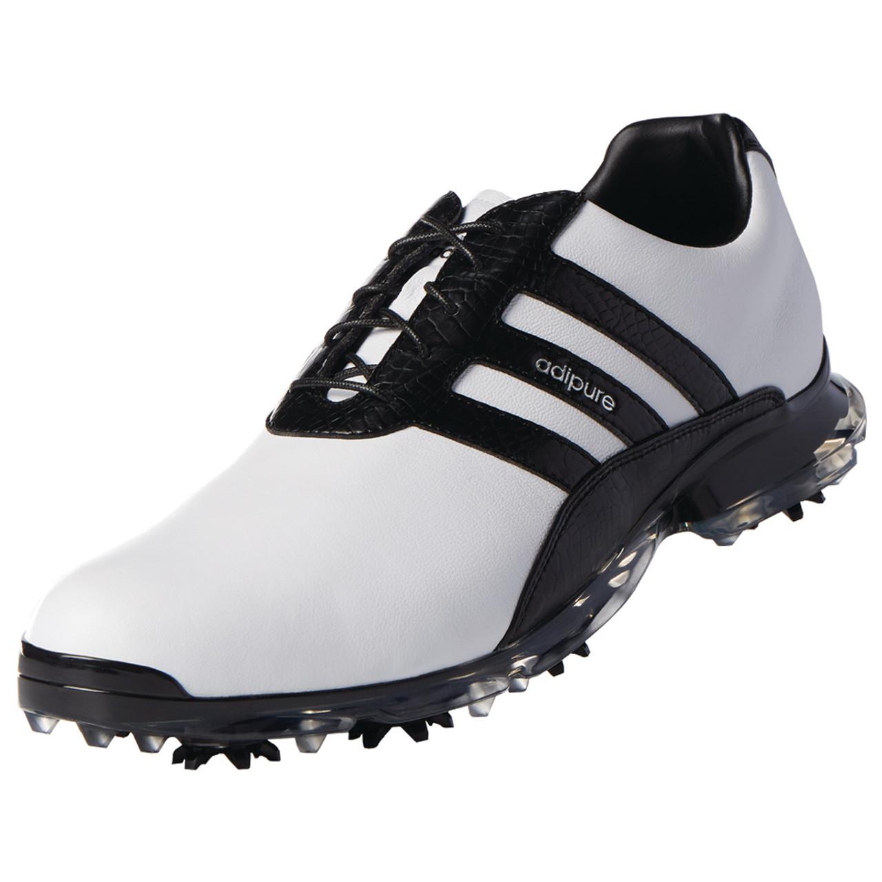 Adidas Adipure Classic Leather Golf Shoe Adidas Adipure Shoes