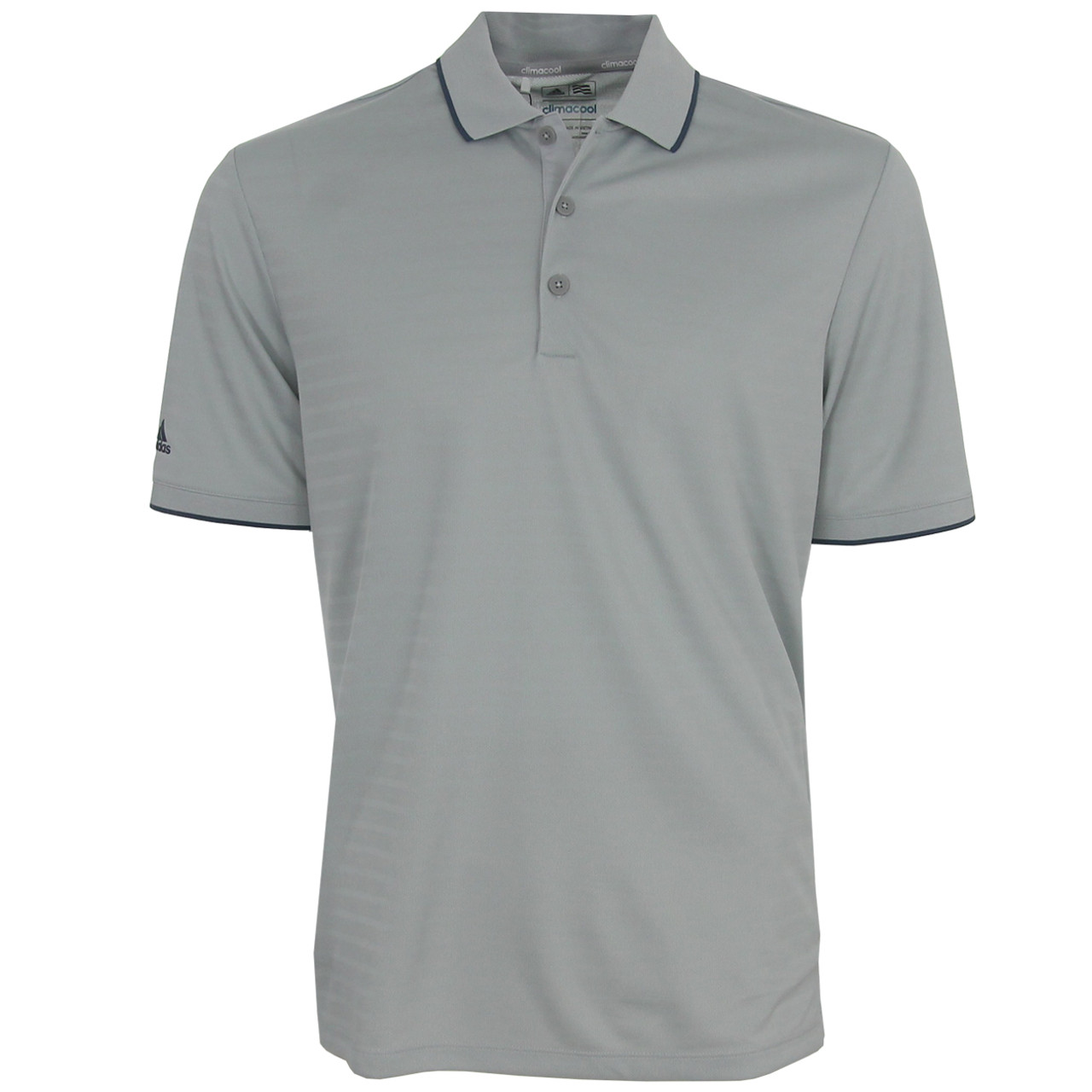 buy popular fb2bc 05c24 Adidas ClimaCool Tipped Club Polo Shirt