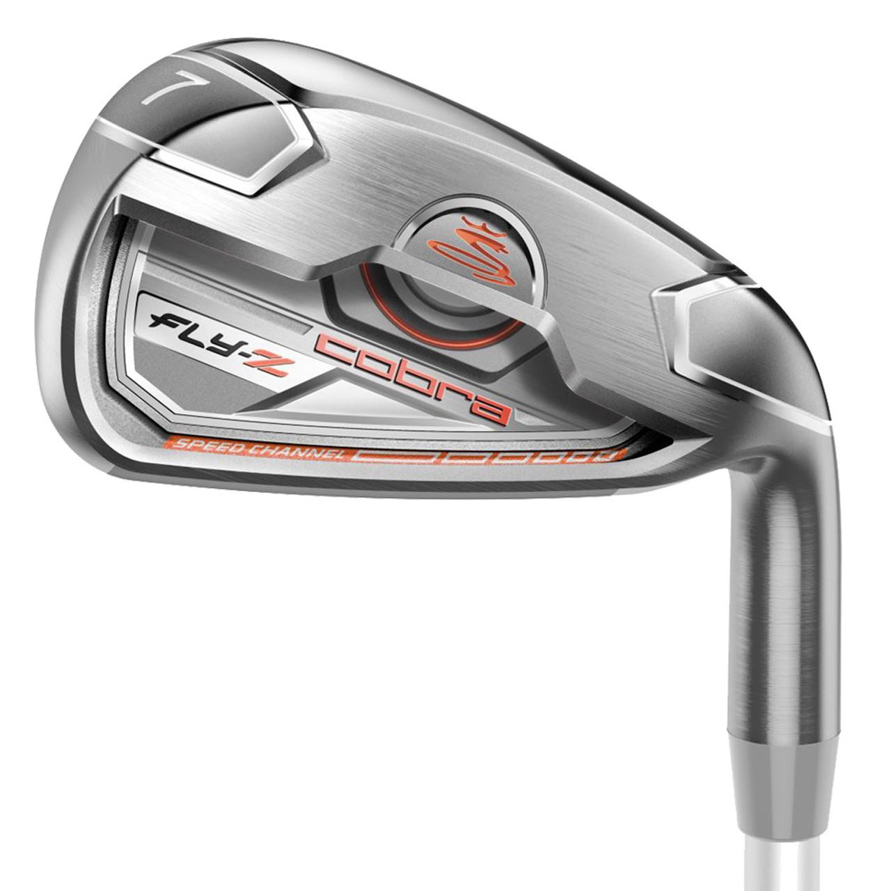 7b193c6a54d3 Cobra Women's Fly-Z Pink Iron Set (6-GW) - GolfEtail.com