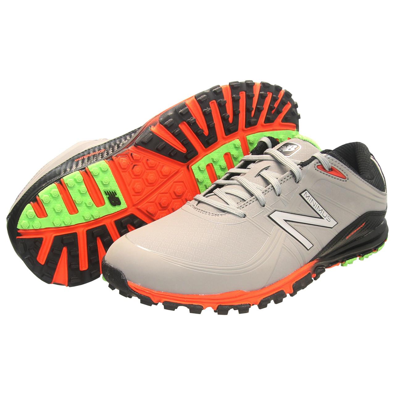 neueste Kollektion große Auswahl genießen Sie besten Preis New Balance NBG1005 Minimus Spikeless Men's Golf Shoe