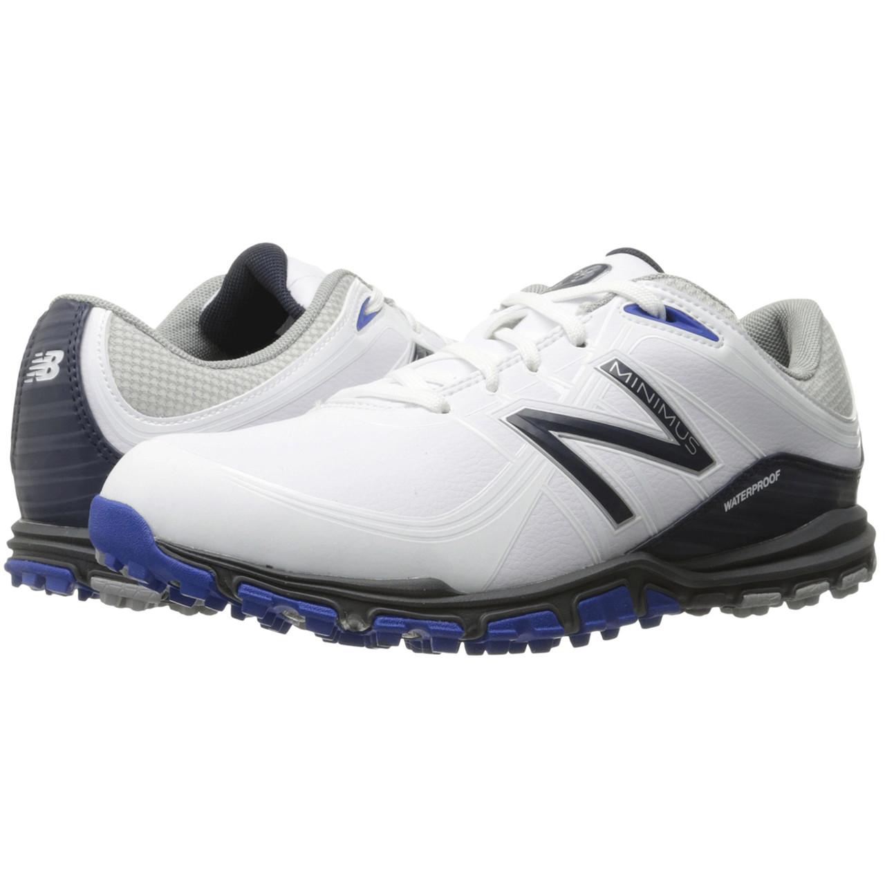 ee726df26355c New Balance NBG1005 Minimus Spikeless Men's Golf Shoe - GolfEtail.com