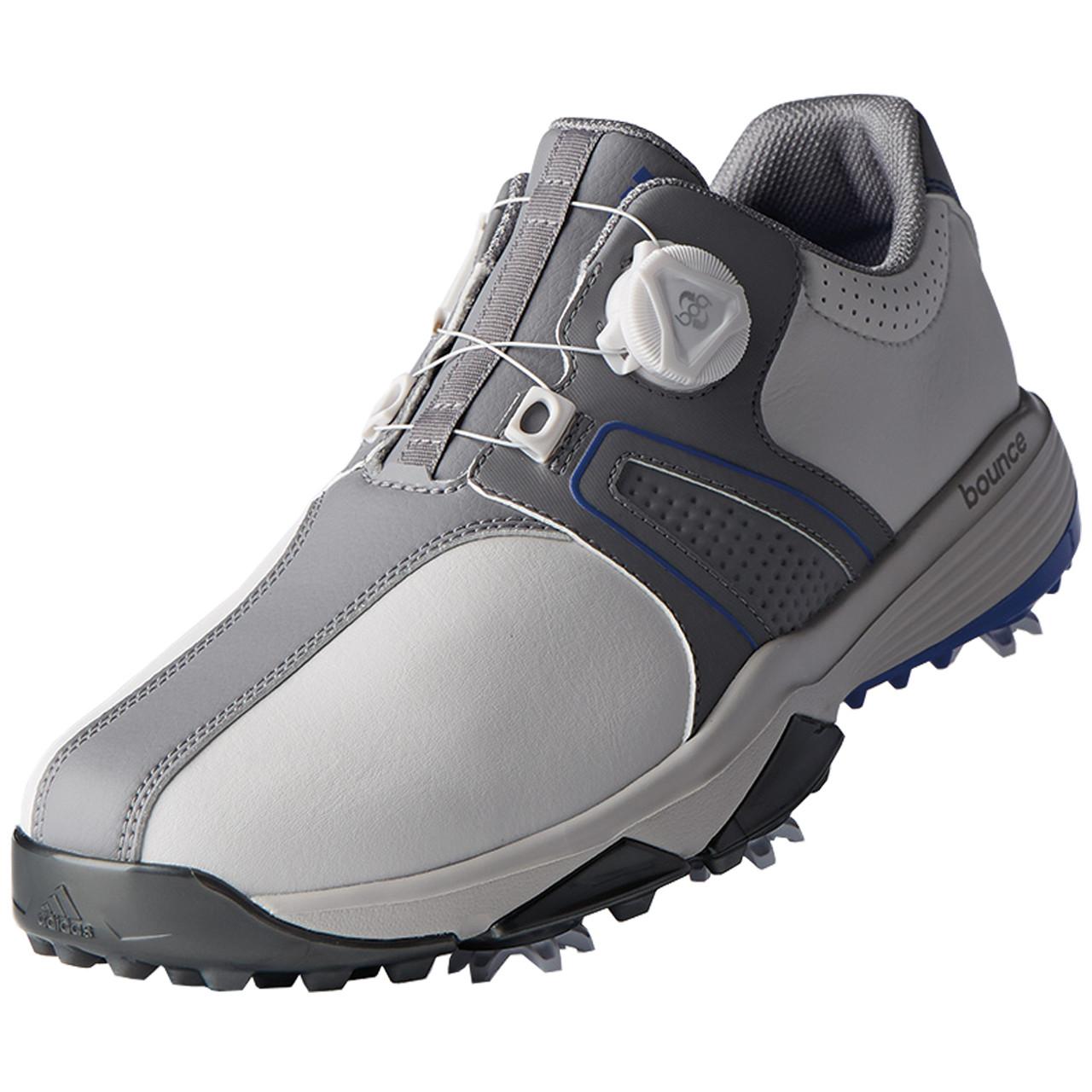 bibliotecario siglo Popa  Adidas 360 Traxion Golf Shoes with Boa Closure - GolfEtail.com