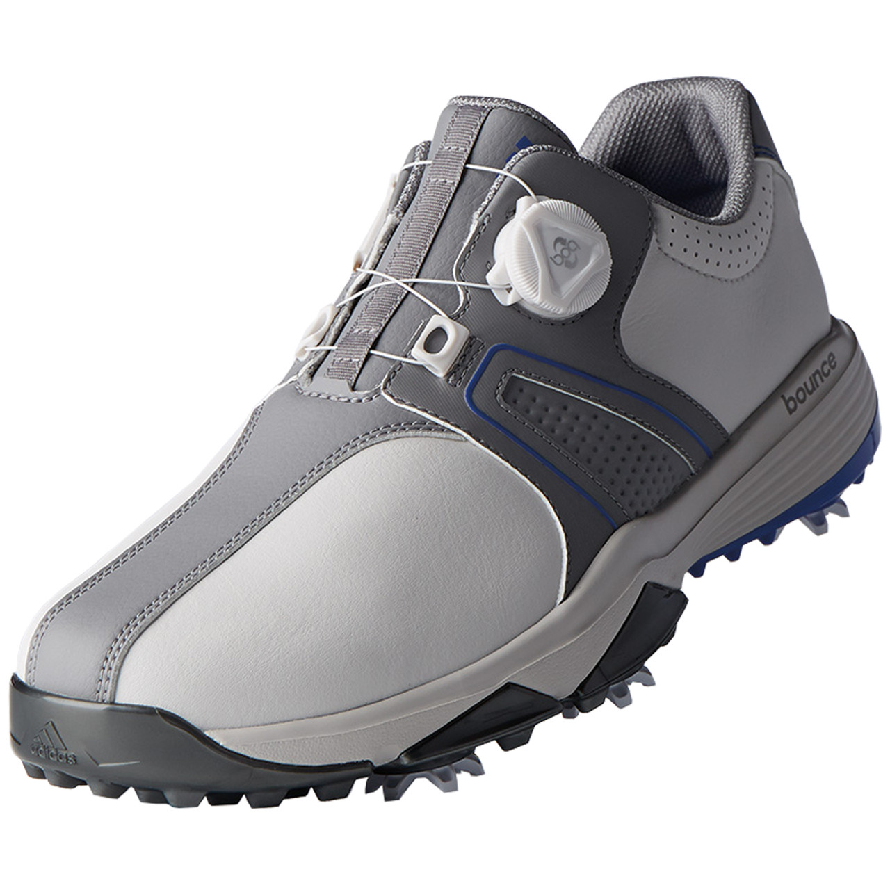 Adidas 360 Traxion Golf Shoes with Boa Closure