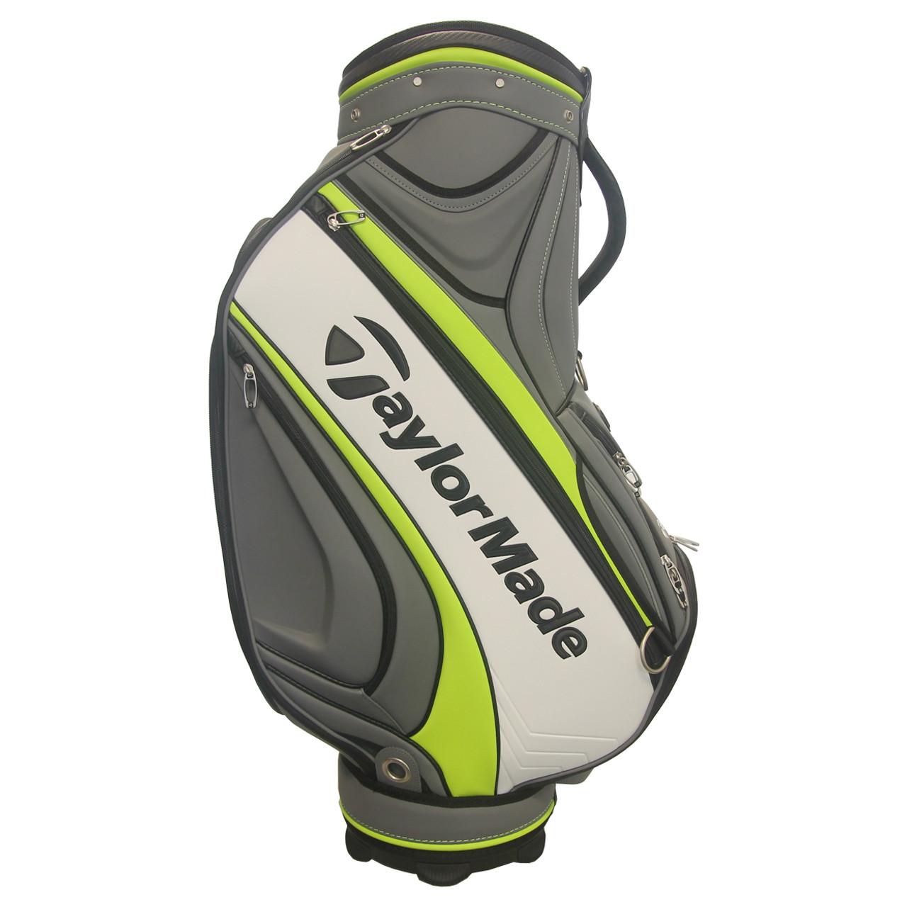 Taylormade Golf Bag >> Taylormade Tour Staff Golf Bag