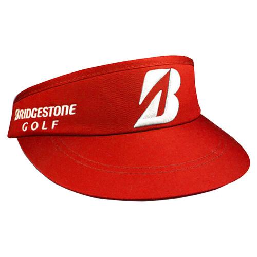Bridgestone High Crown Golf Visor - GolfEtail.com 545d95c0b4d