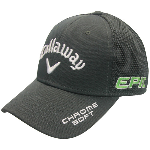 130f8b68f69 Callaway Golf Epic Chrome Soft Tour Fitted Hat - GolfEtail.com