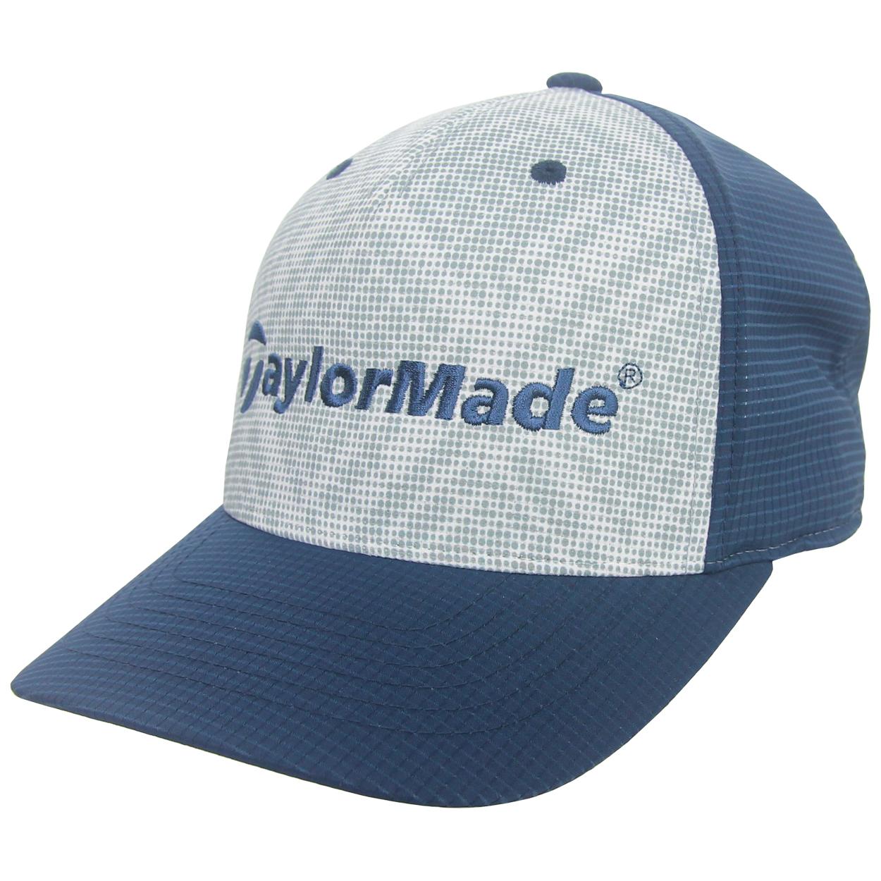 a4e04cb81b8 TaylorMade Adidas ClimaCool Flexfit Tech 110 Snapback Hat ...