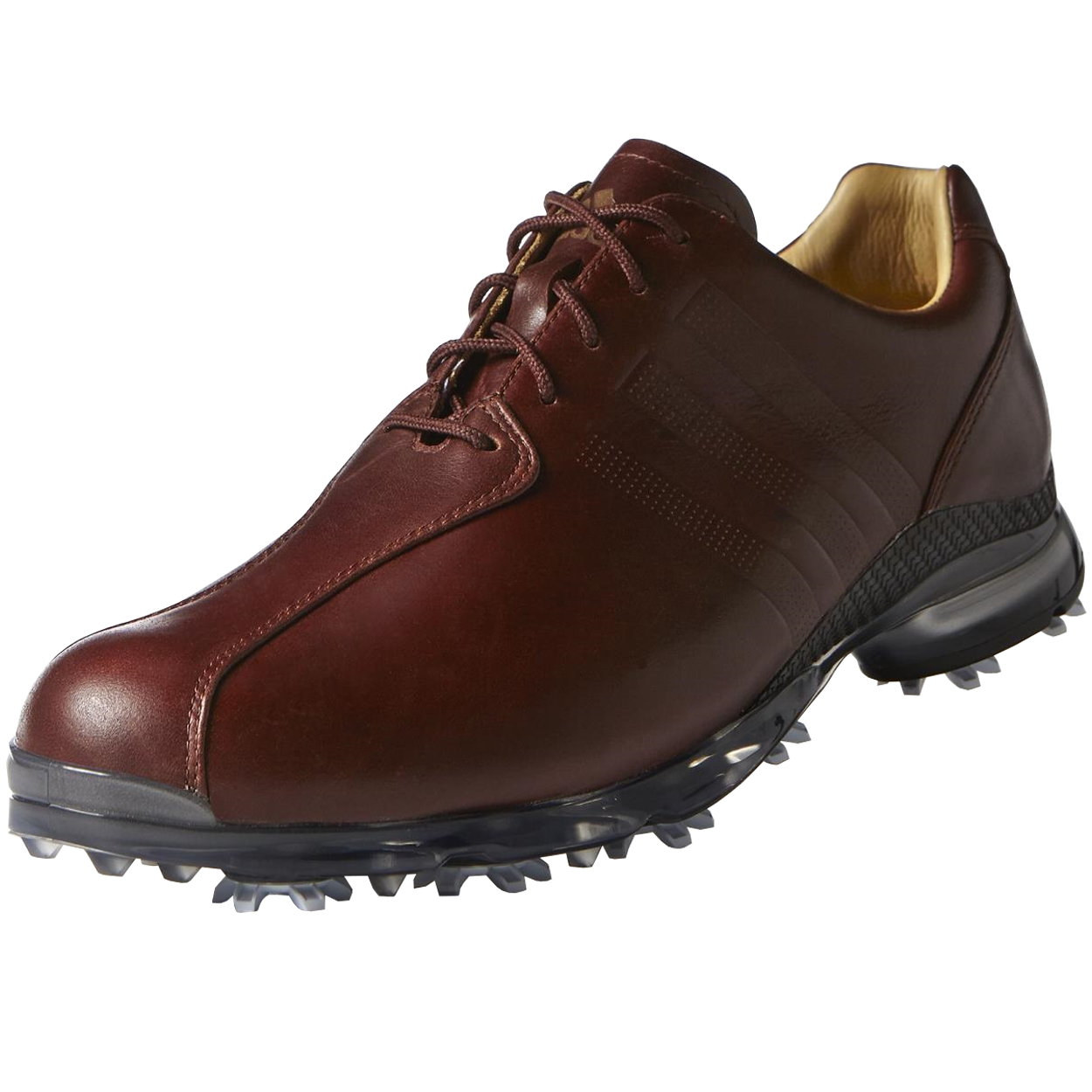 online store 10a63 9a5c9 Adidas adipure TP Leather Golf Shoe