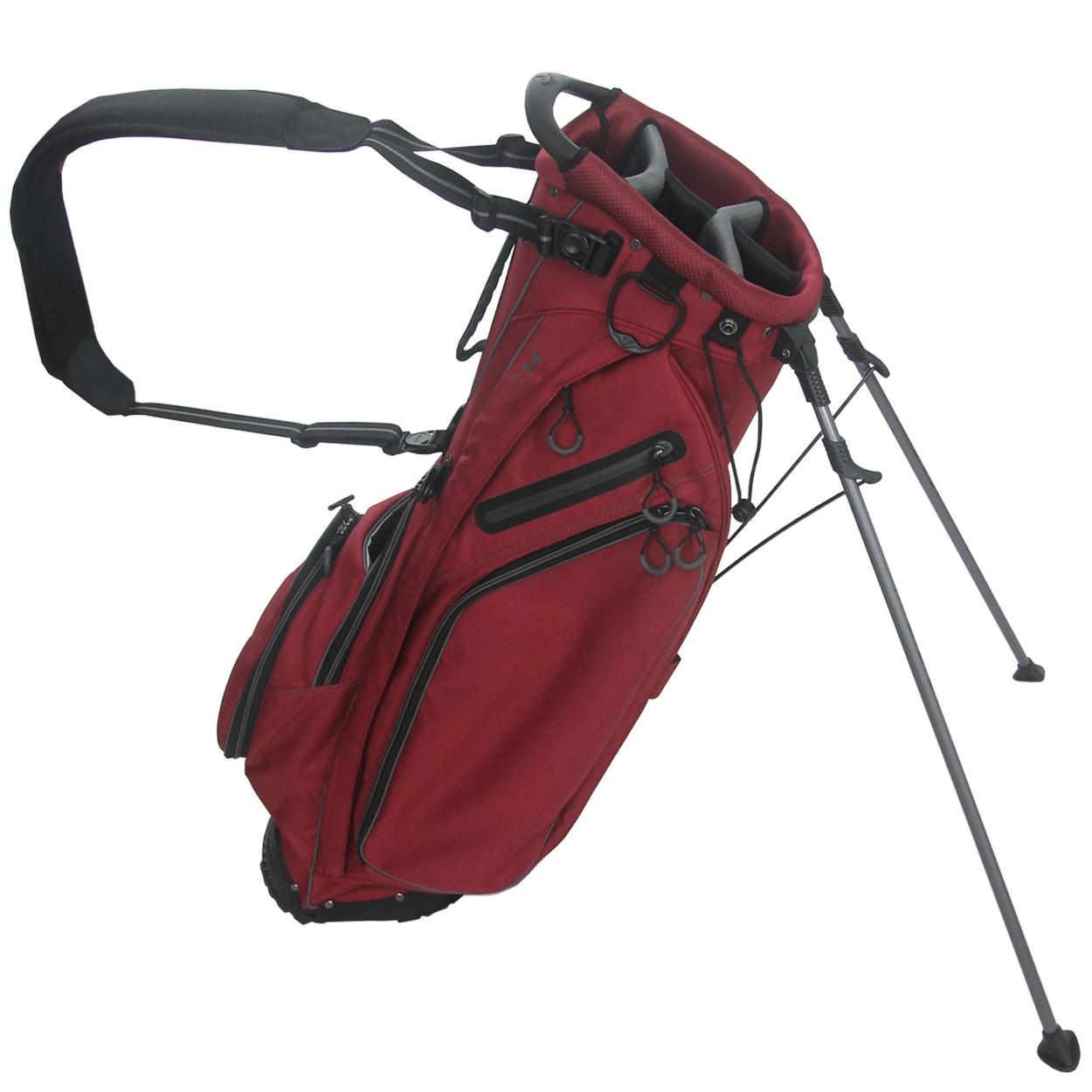 Callaway Hyper Lite 4 Single Strap Stand Bag Golfetailcom
