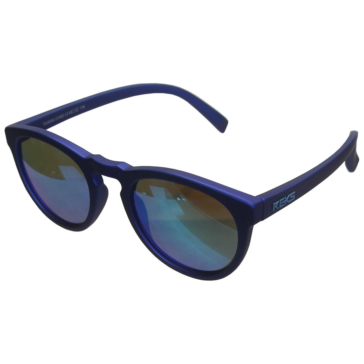 74b0a61fe3e Reks Optics Round Polarized Sunglasses - GolfEtail.com