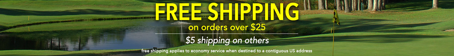 FREE shipping on orders over $25 • Limited Time Offer