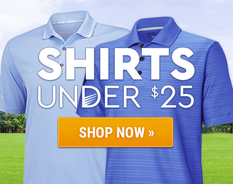 Shirts Under $25! This Sale is NOW