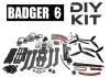 Badger 6 with TOA 2306/2150kv motors DIY Kit