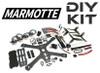 Marmotte 5 with TOA 2306/2150kv motors- DIY Kit