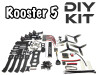 Rooster 5 with Underdog motors- DIY Kit