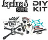 Japalura 4 Silver- DIY Kit
