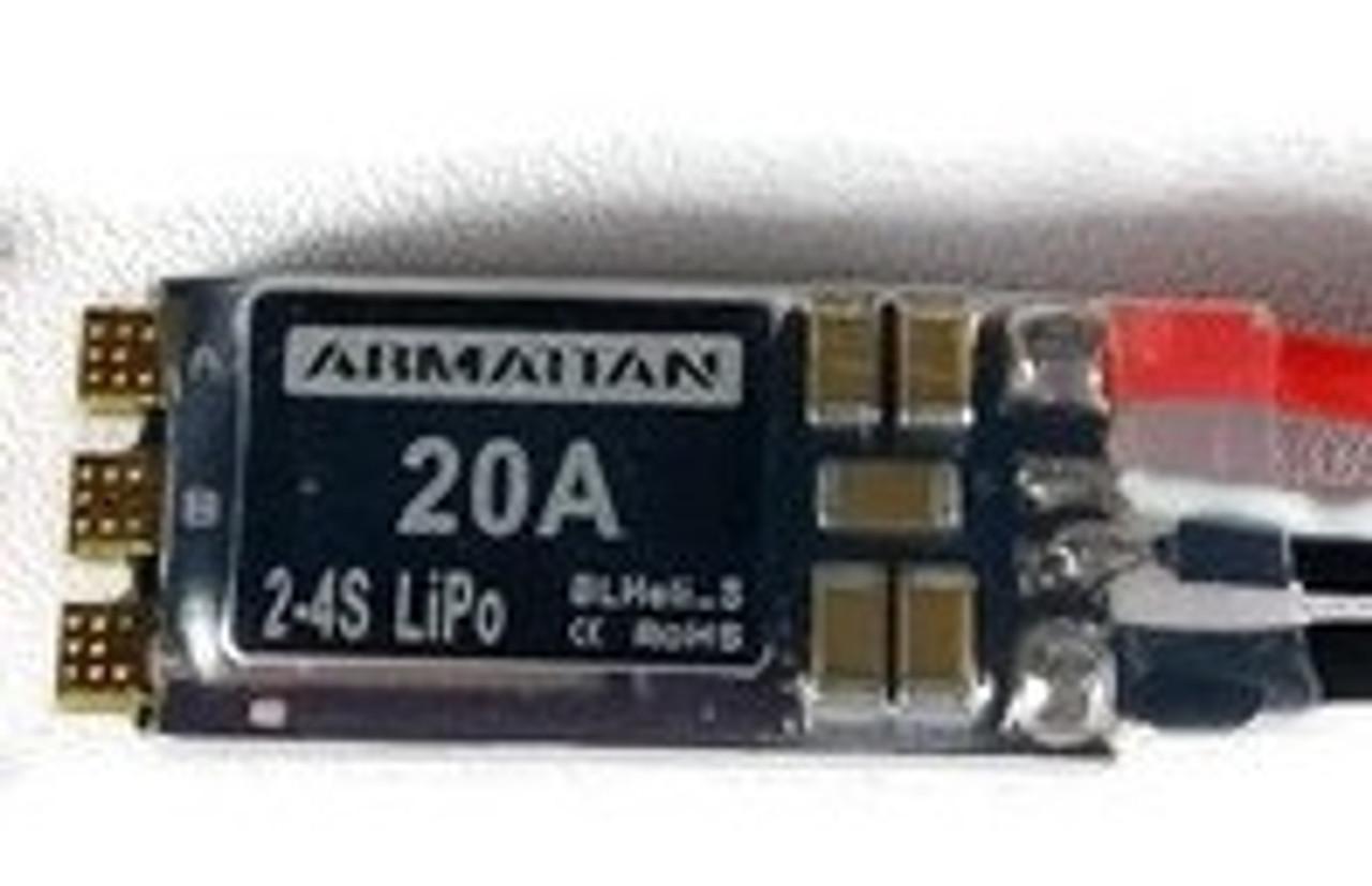 Armattan DShot 20 amps BLHeli_S ESC/BB2(4 pieces)