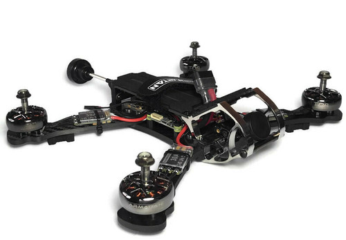 Rooster 5 with TOA 2306/2150kv motors-Ready to ship