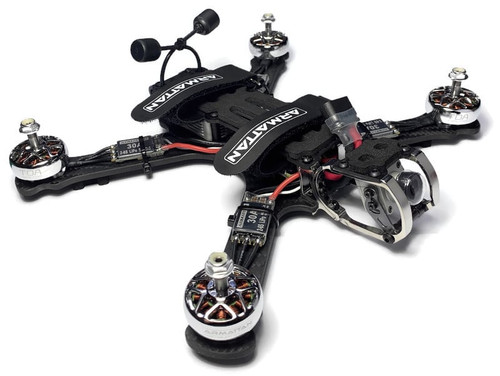 Marmotte 5 DJI Edition with TOA 2306/1750kv motors-Ready to ship