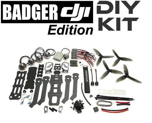 Badger DJI Edition with TOA 2306/1750kv motors DIY Kit