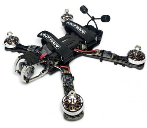 Badger 5 DJI Edition with TOA 2306/2150kv motors-Ready to ship