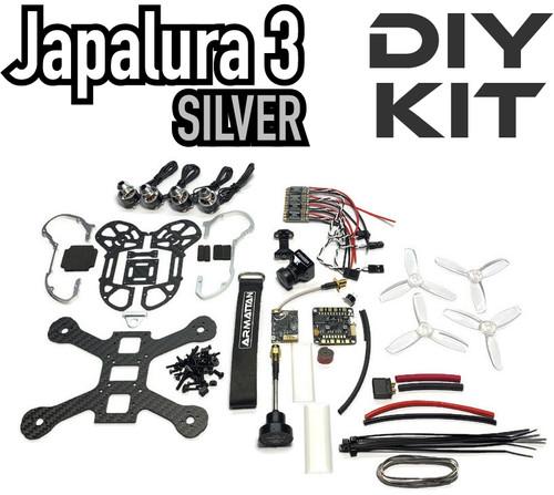 Japalura 3 Silver-DIY Kit