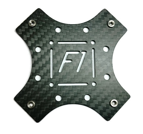 F1 Center Bottom Plate