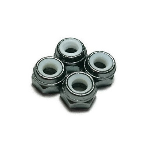 M5 Alumi Safety Nylocks for Props CCW (4 Pieces)