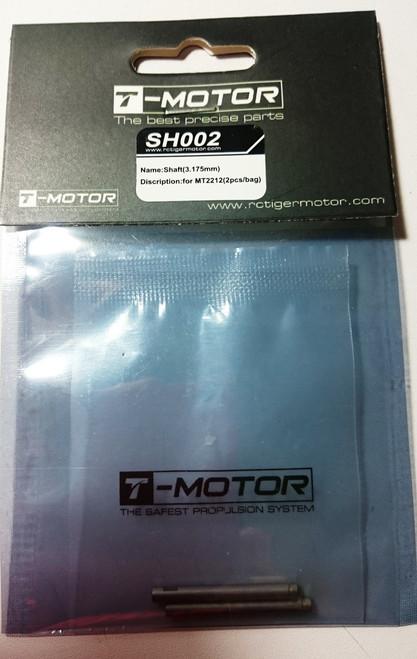 Motor Shafts for MT-2212 T-Motors (2 pieces)