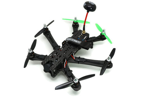 Mini Hexacopter V2
