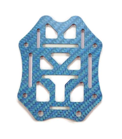 SCX Top Plate- Blue