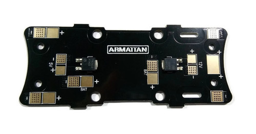 Armadillo Integrated Power Distribution Board (5 volt/ 12 volt)